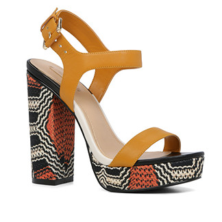 "Aldo ""Joann"" Platform Sandals, $90"