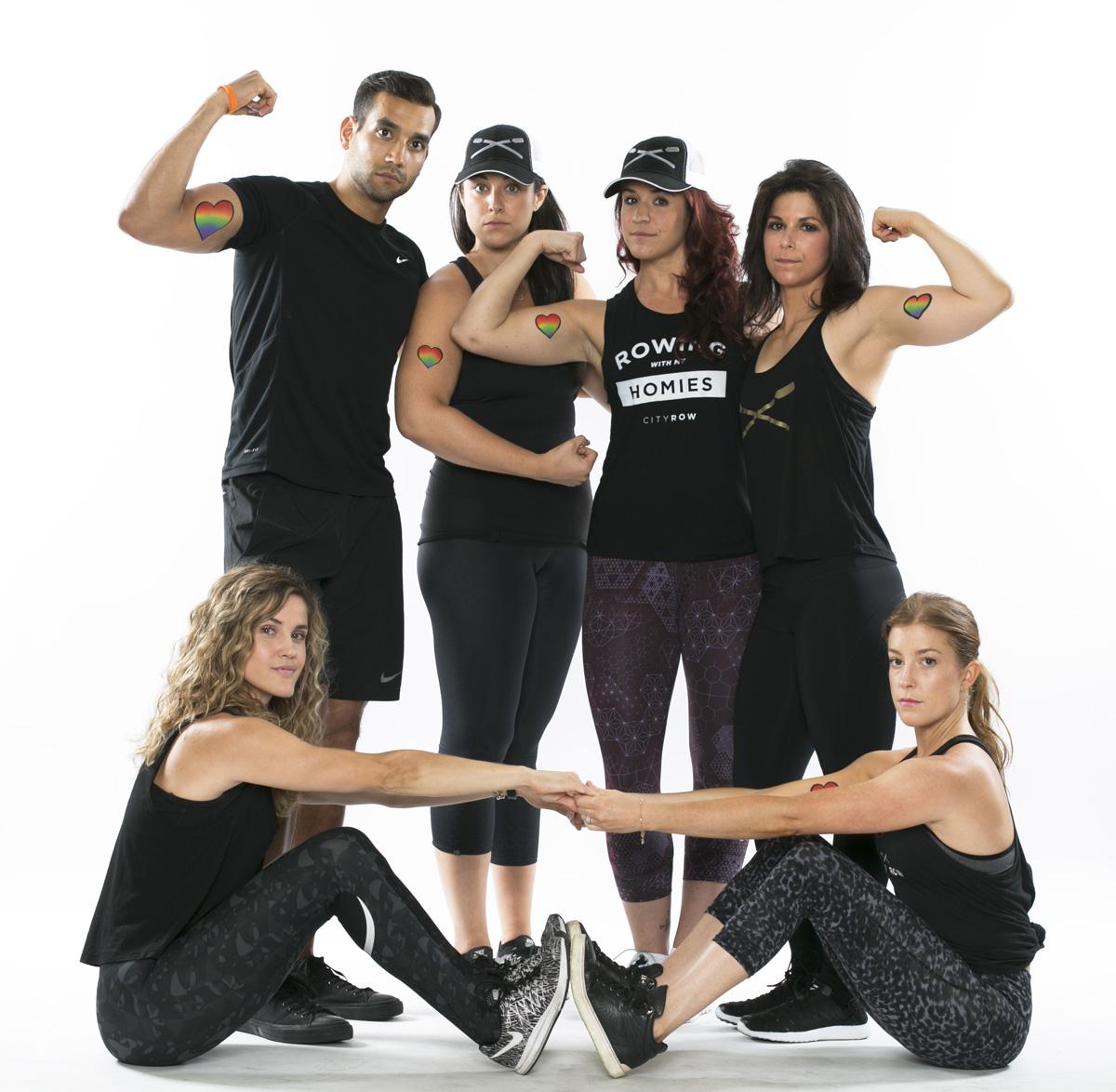 CityRow Team