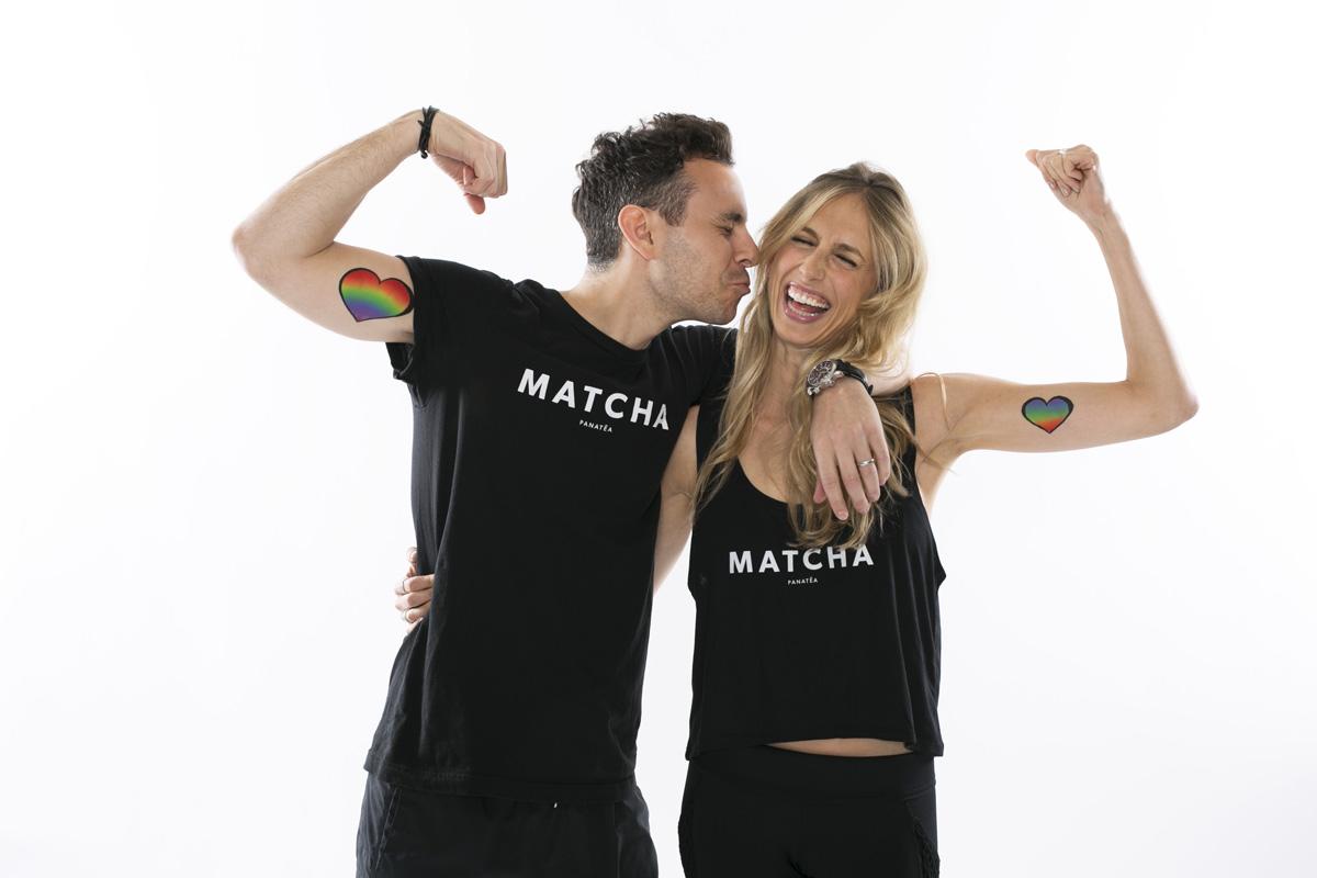 Dave Mandelbaum + Jess Lloyd,PANATEA Matcha