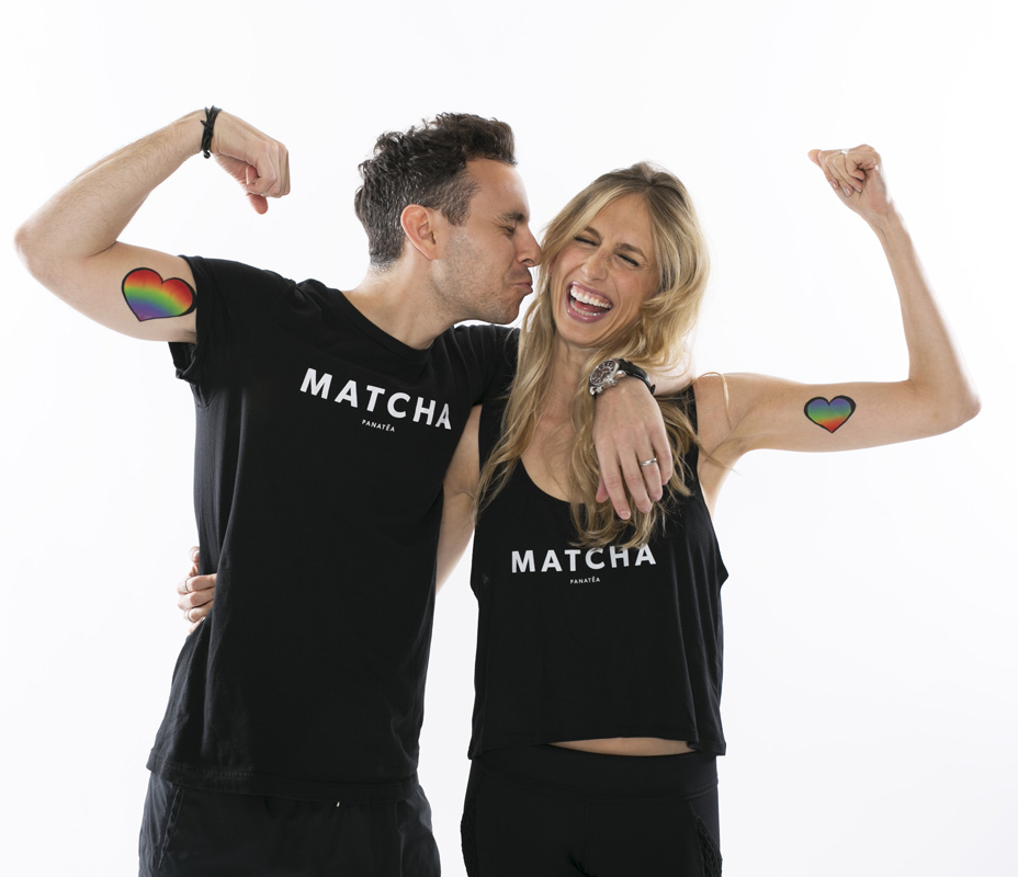 Dave Mandelbaum + Jess Lloyd, PANATEA Matcha