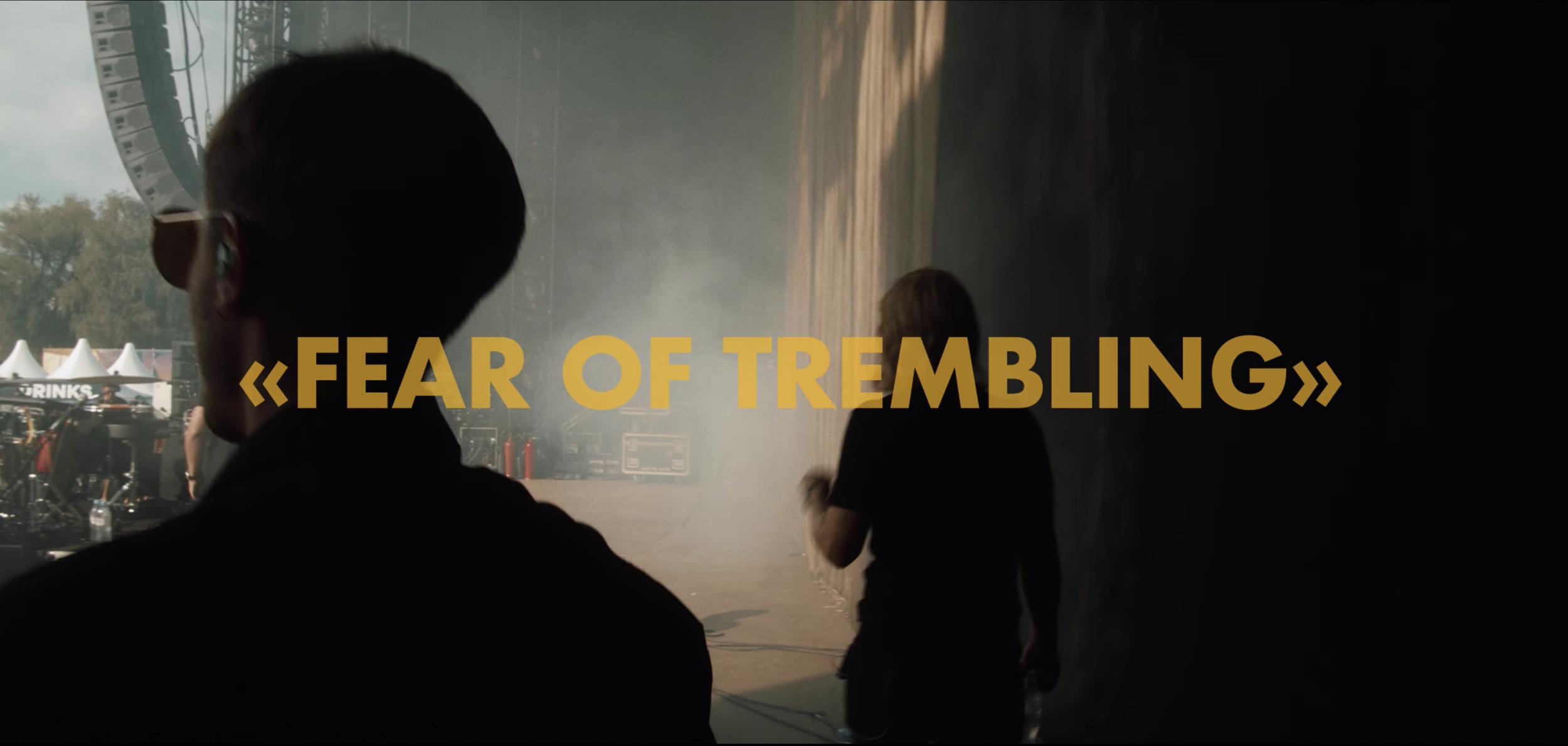 "YOKKO ""FEAR OF TREMBLING"" (Official) -"