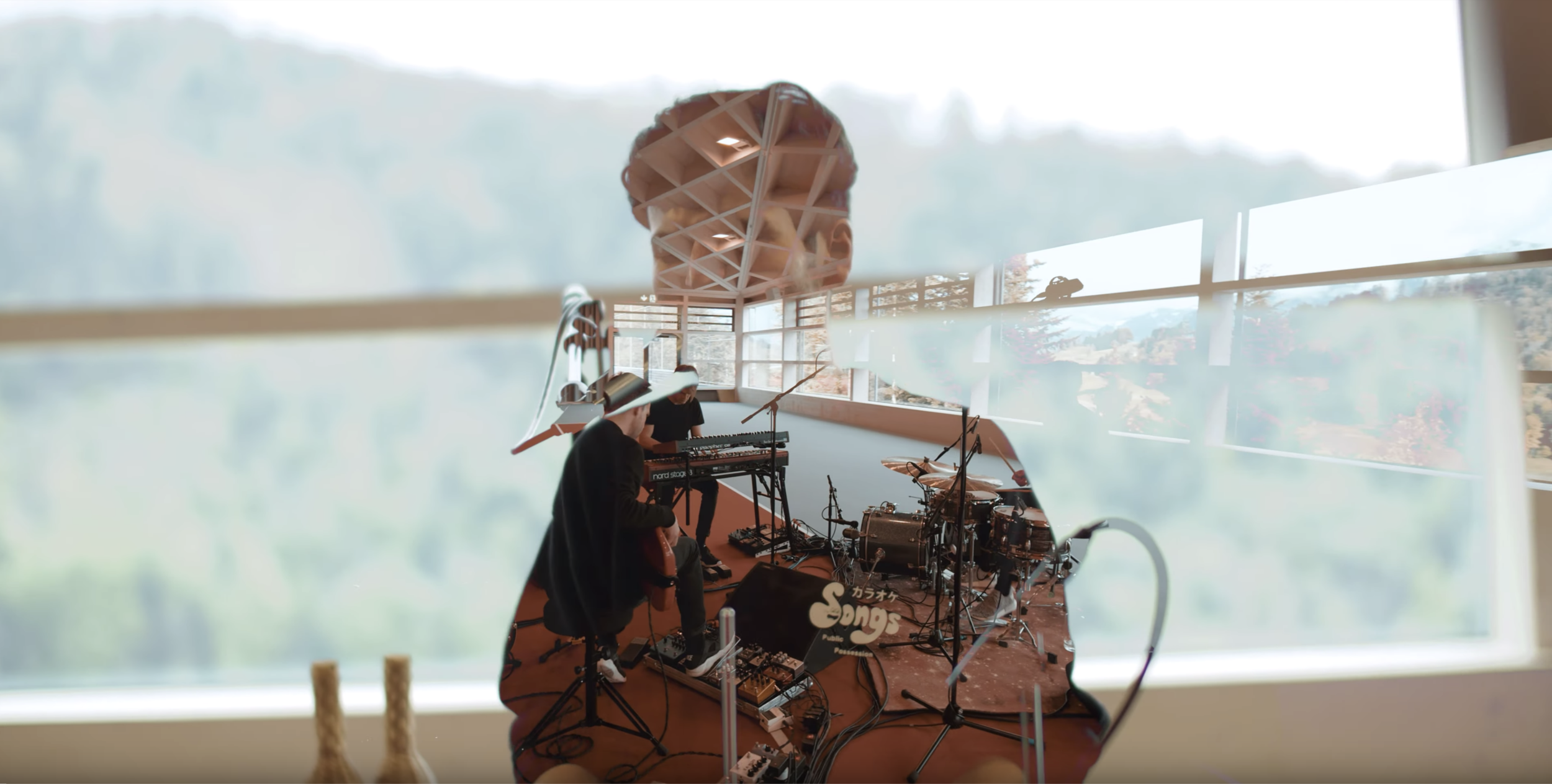 "JAMES GRUNTZ Trio ""SPEACHLESS"" (Live) -"
