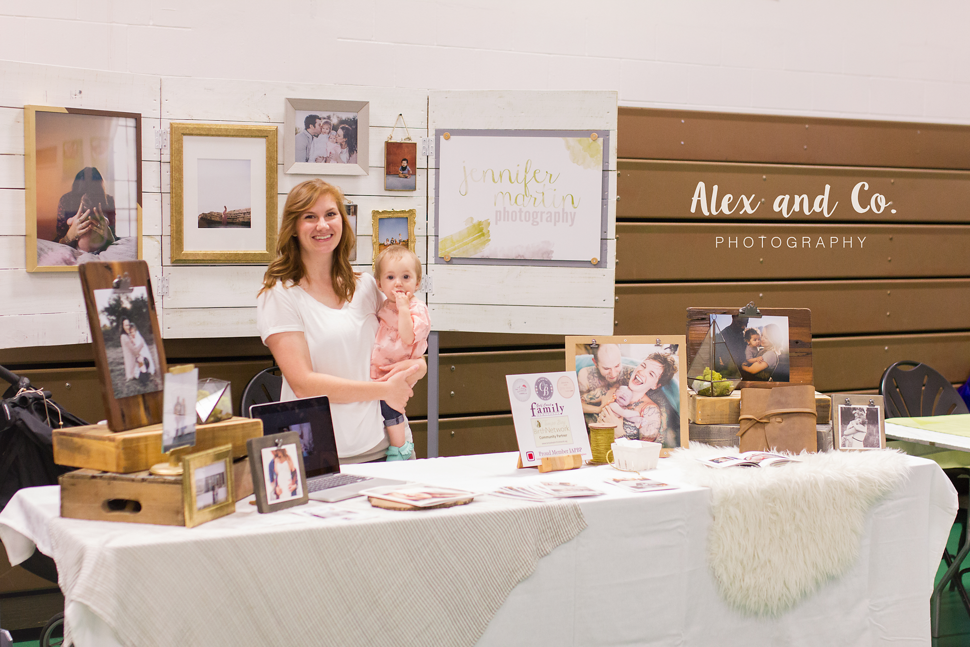 Jennifer Martin Photography | Tampa Bay Birth Network | Natural Birth & Baby Expo 2016 | Alex and Co. Photography