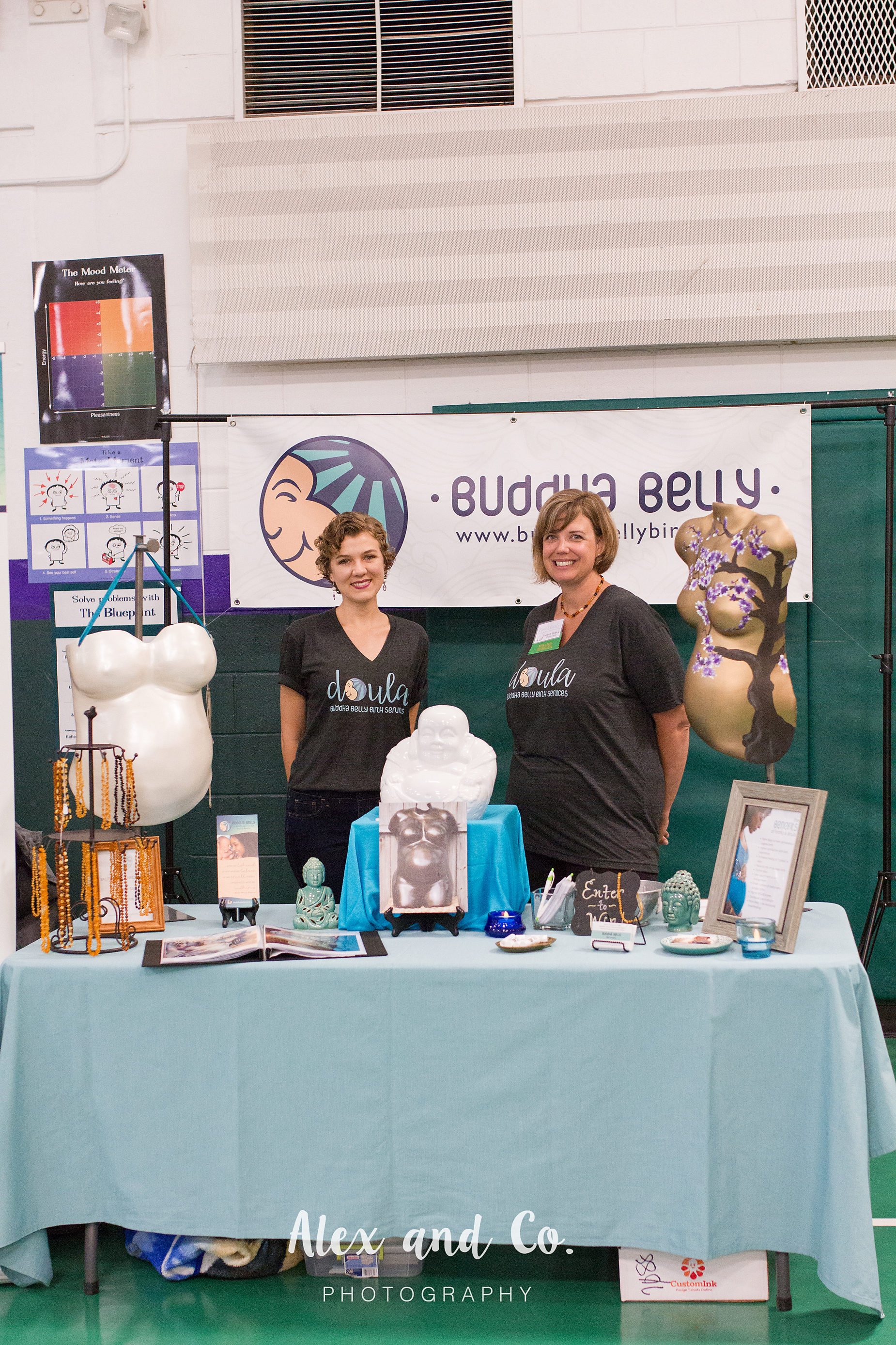 Alex and Co. Photography | Tampa Bay Birth Network | Natural Birth & Baby Expo 2016 | Buddha Belly Birth Services