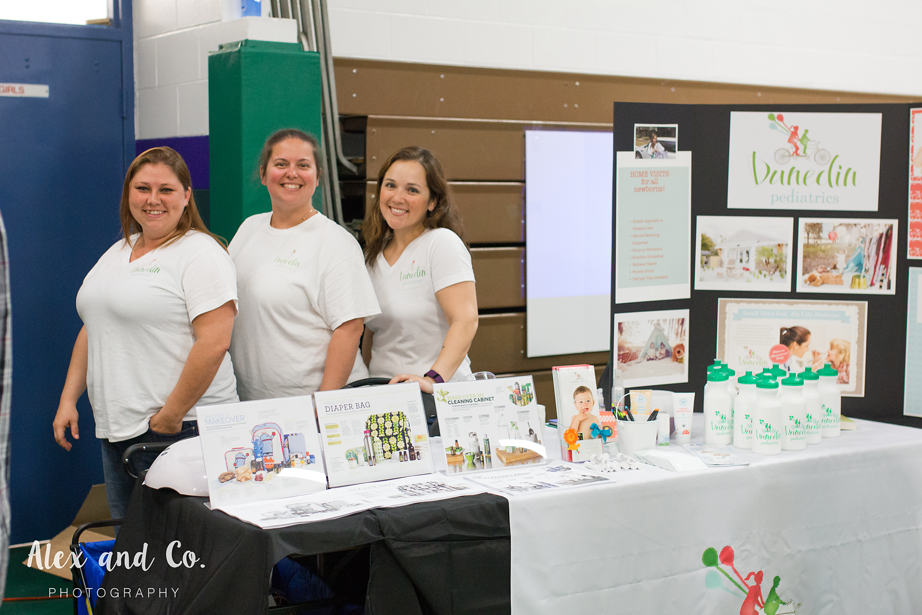 Alex and Co. Photography | Tampa Bay Birth Network | Natural Birth & Baby Expo 2016 | Dunedin Pediatrics
