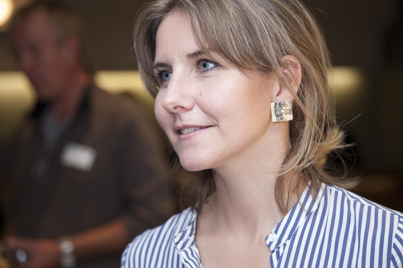 Designer Linn Sigrid Bratland