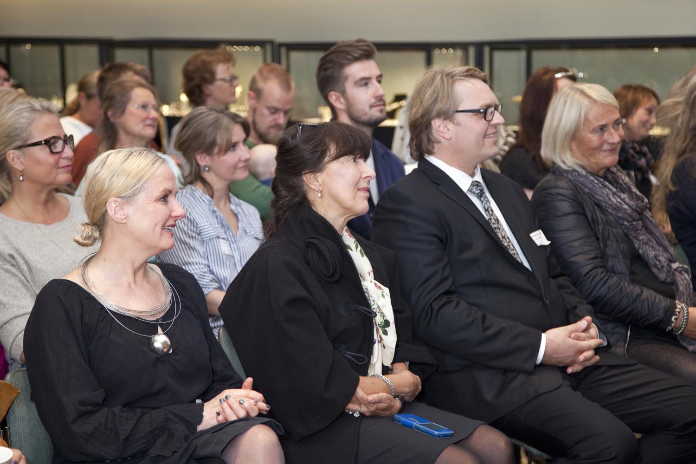 Marianne Bergskaug (NAJD), Belgium Ambassador and Paul Gude Deberitz (NAJD)
