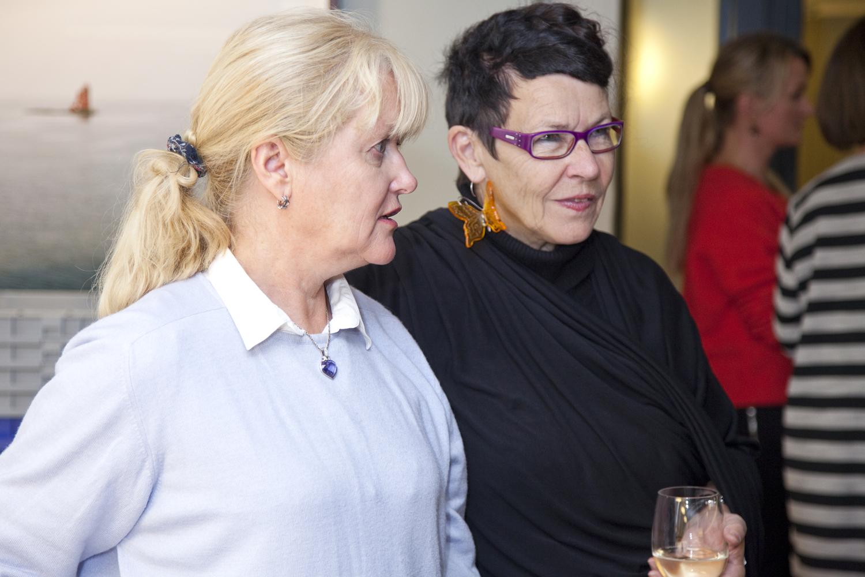 Eva Alnes Holte (Gull og Ur) and Kirsten Eli Bergersen