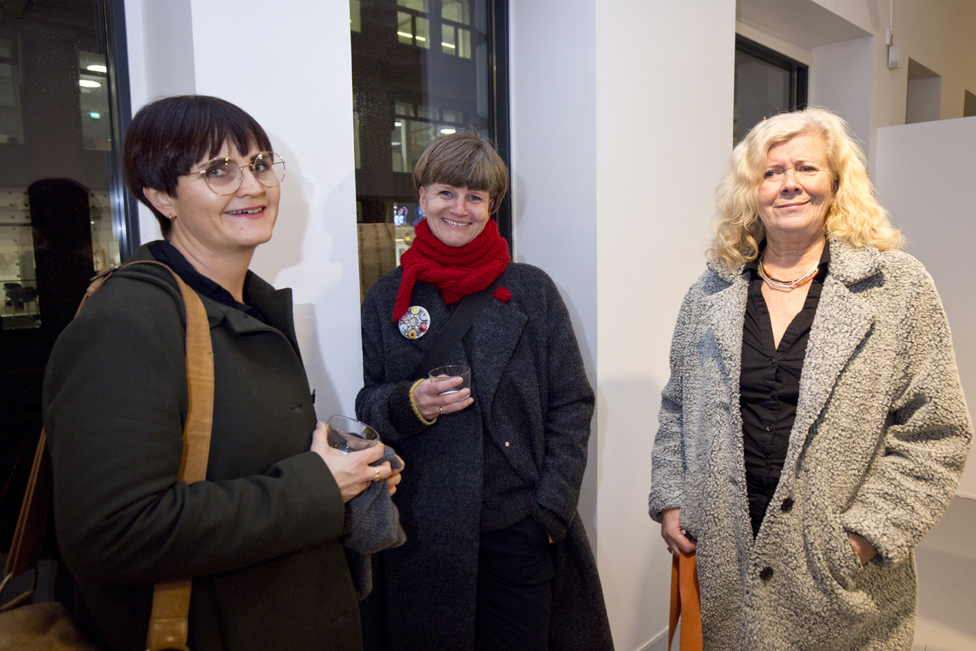 Guest designers Gry Marie Grindbakken and Berit Kowalski