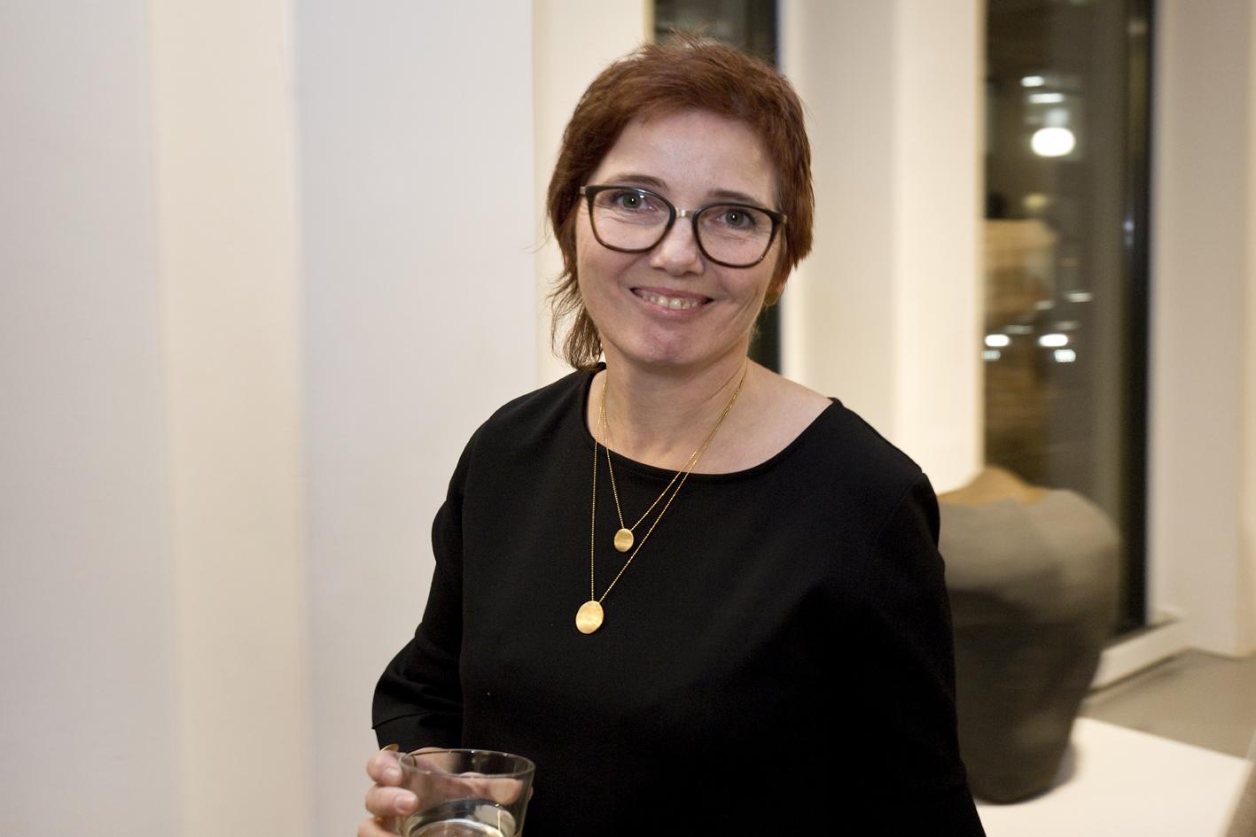 Designer Merete Mattson