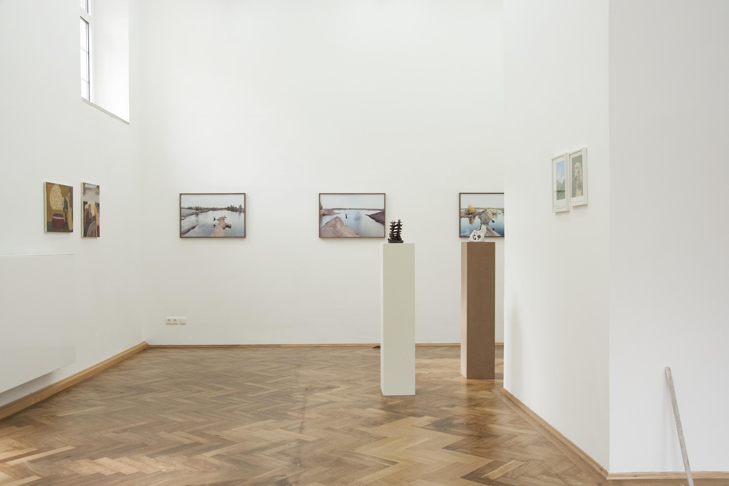 Veronika Hilger, Sebastian Stumpf, Haris Epaminonda, Thomas Geiger
