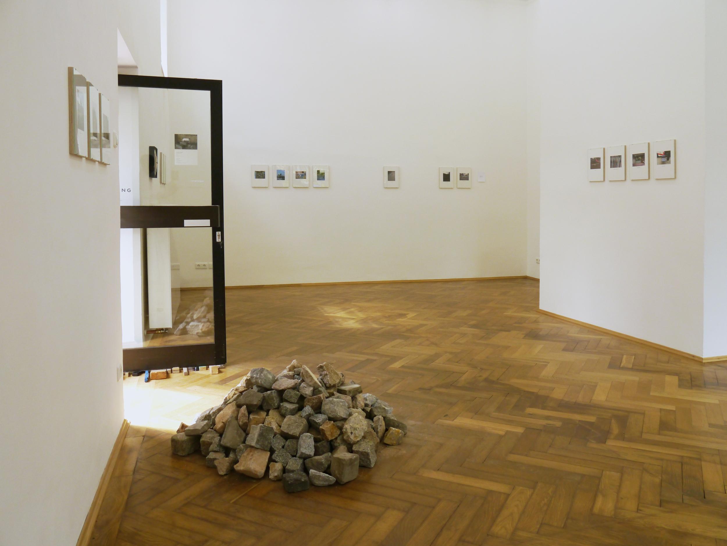Thomas Geiger - Skulptürchen - installation view