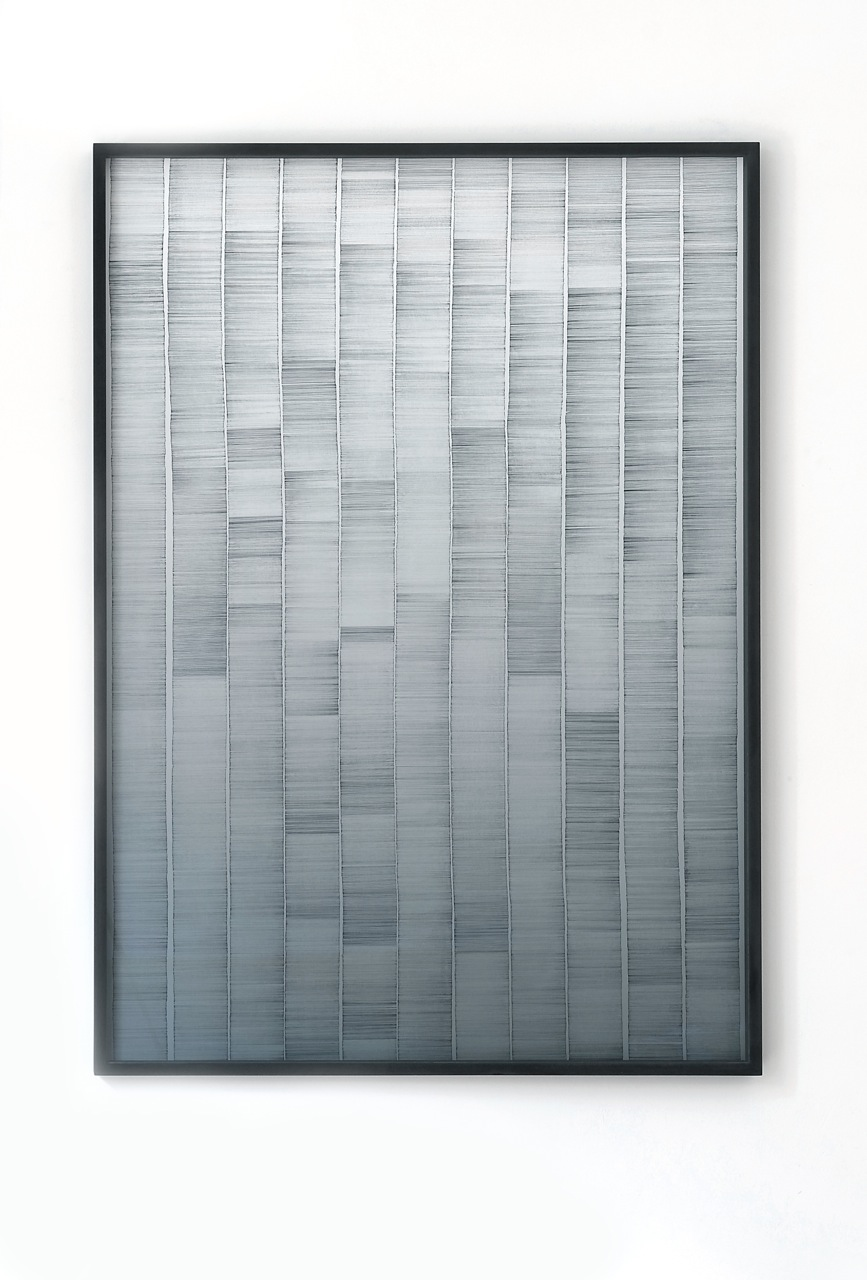 Anna Vogel, untitled, 2015, ink on pigment print, 140 x 100 cm