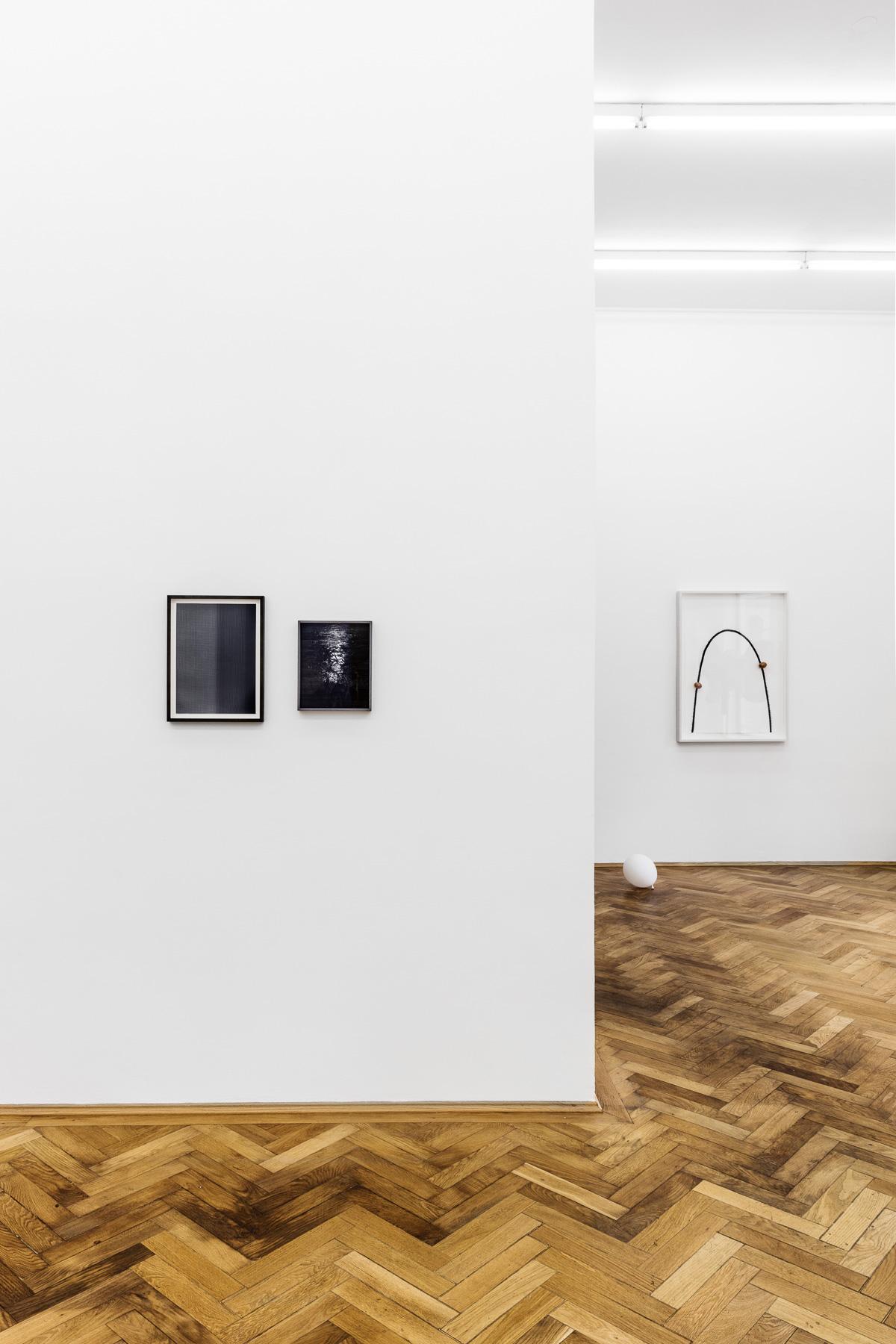 Two To Tango, installation view