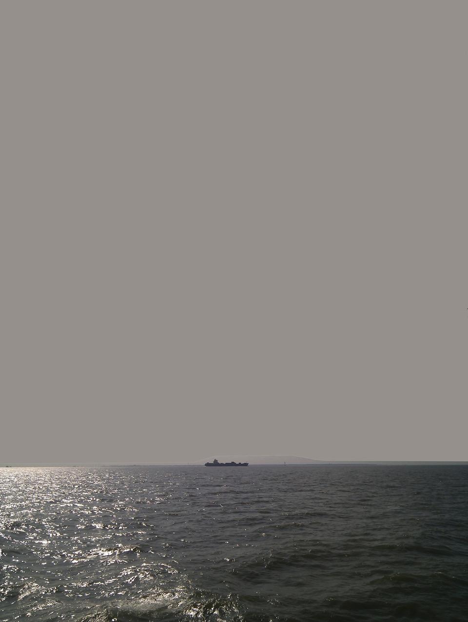 Anna Vogel, Salto di Quirra II, 2017, pigment print, 40 x 30 cm