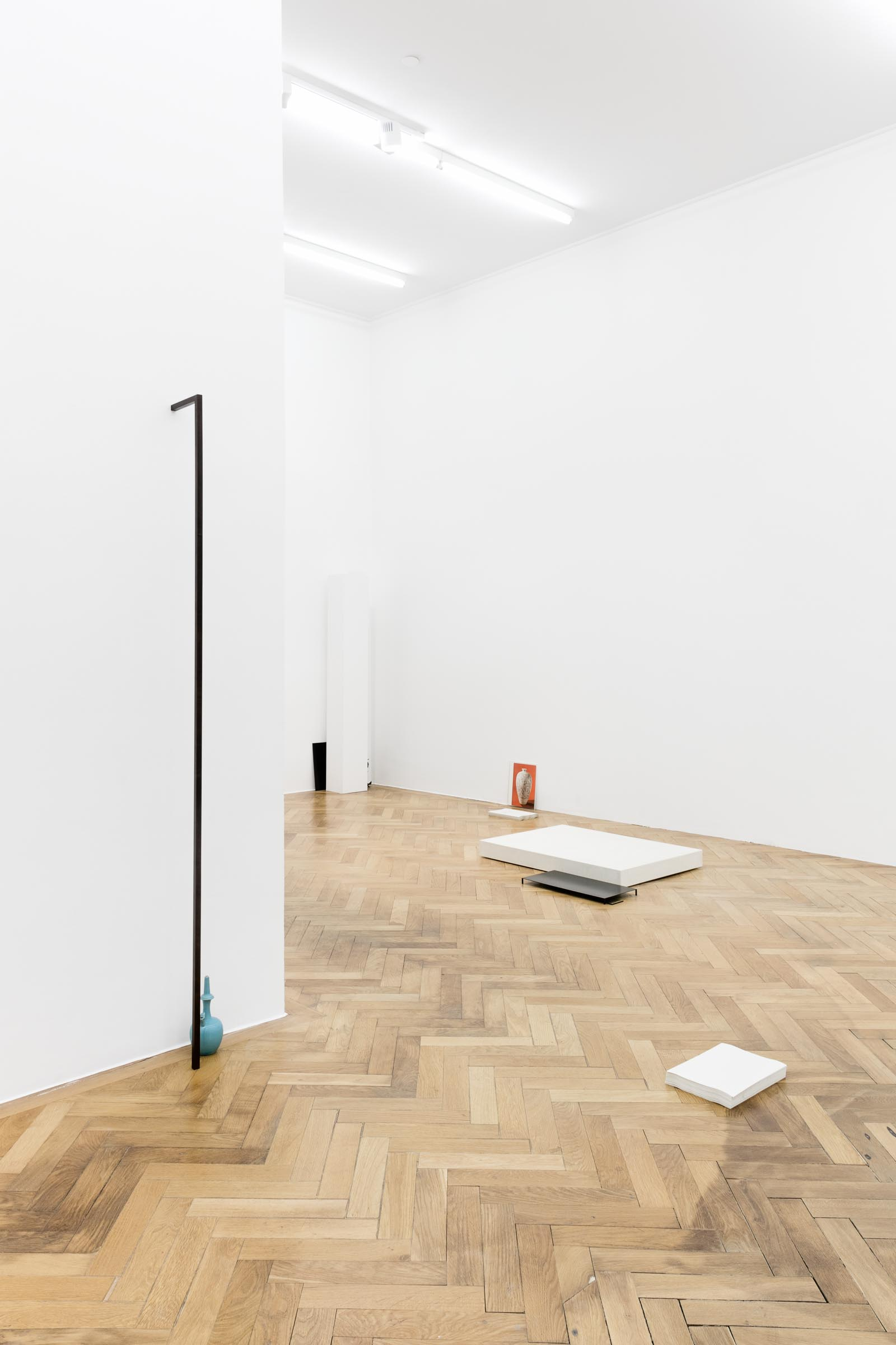 Haris Epaminonda & Daniel Gustav Cramer, An Autumn Afternoon, installation view