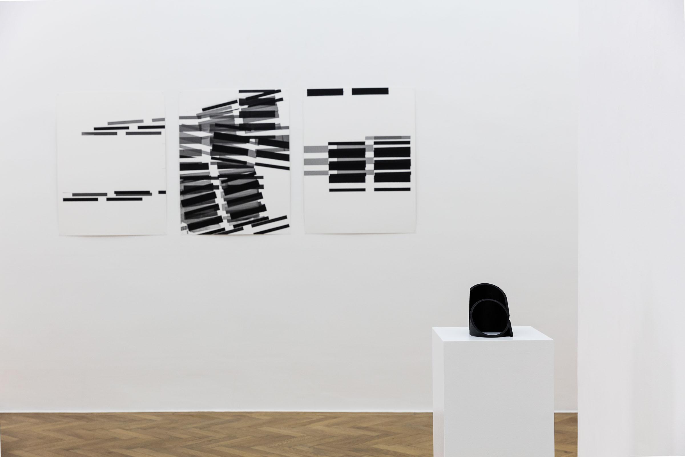 Judith Rau & Hannah Regenberg, Obsolé, exhibition view