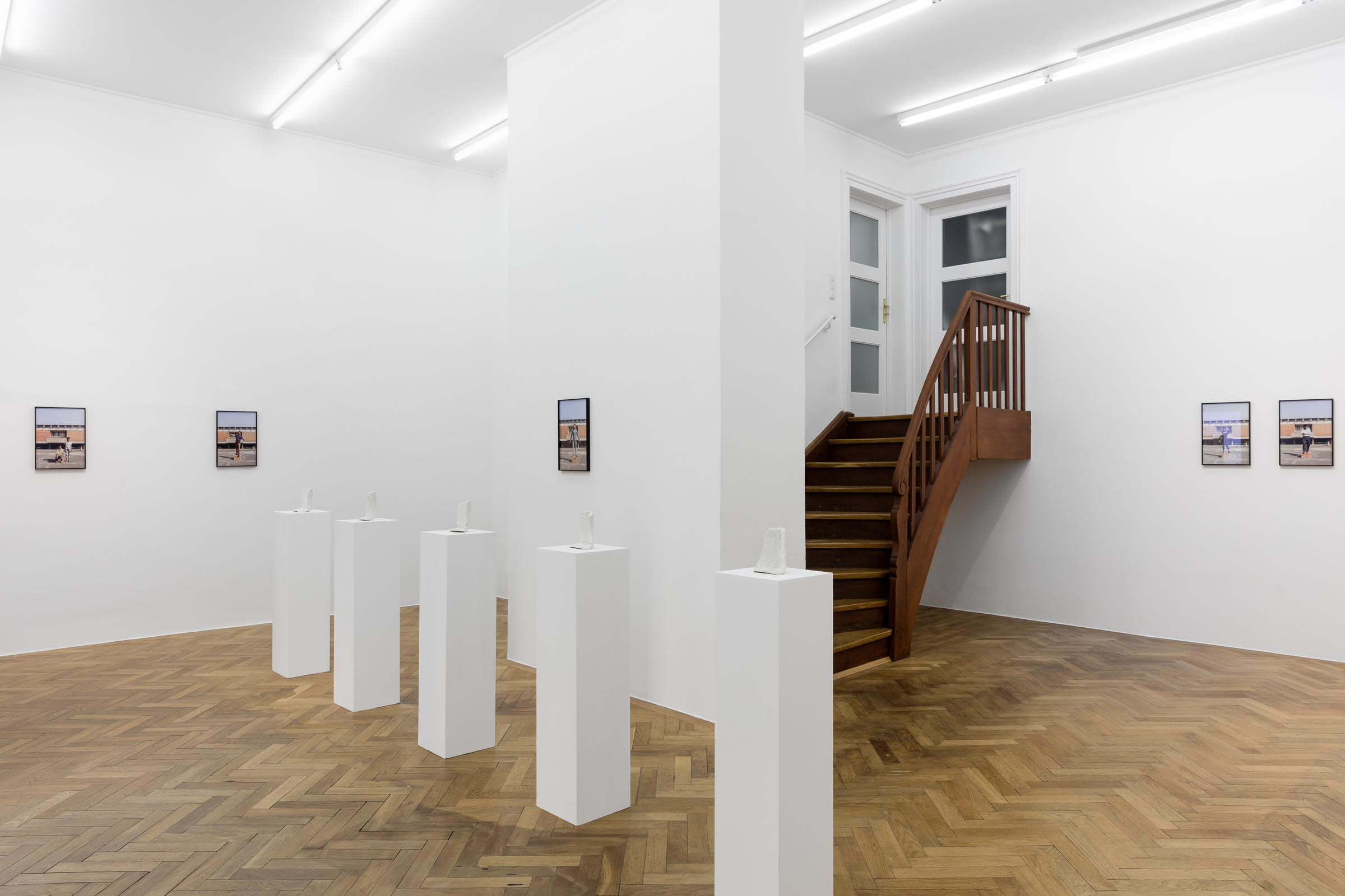 EXHIBITION VIEW Thomas Geiger: The Great Relief March 29 - May 11, 2019