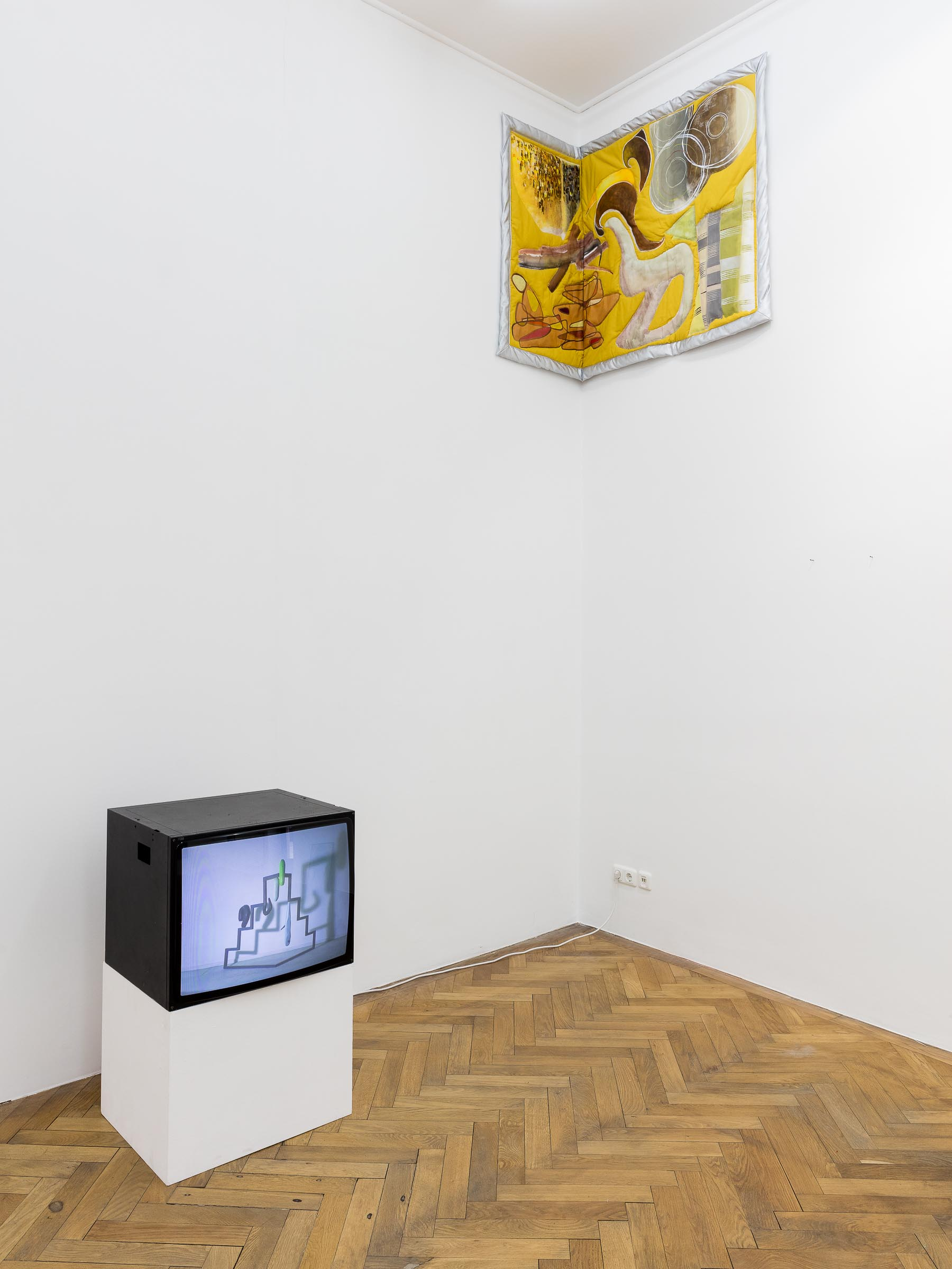 Exhibition View, TWO TO TANGO TWO, 2019, SPERLING
