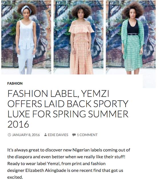Yemzi Style Vitae Feature
