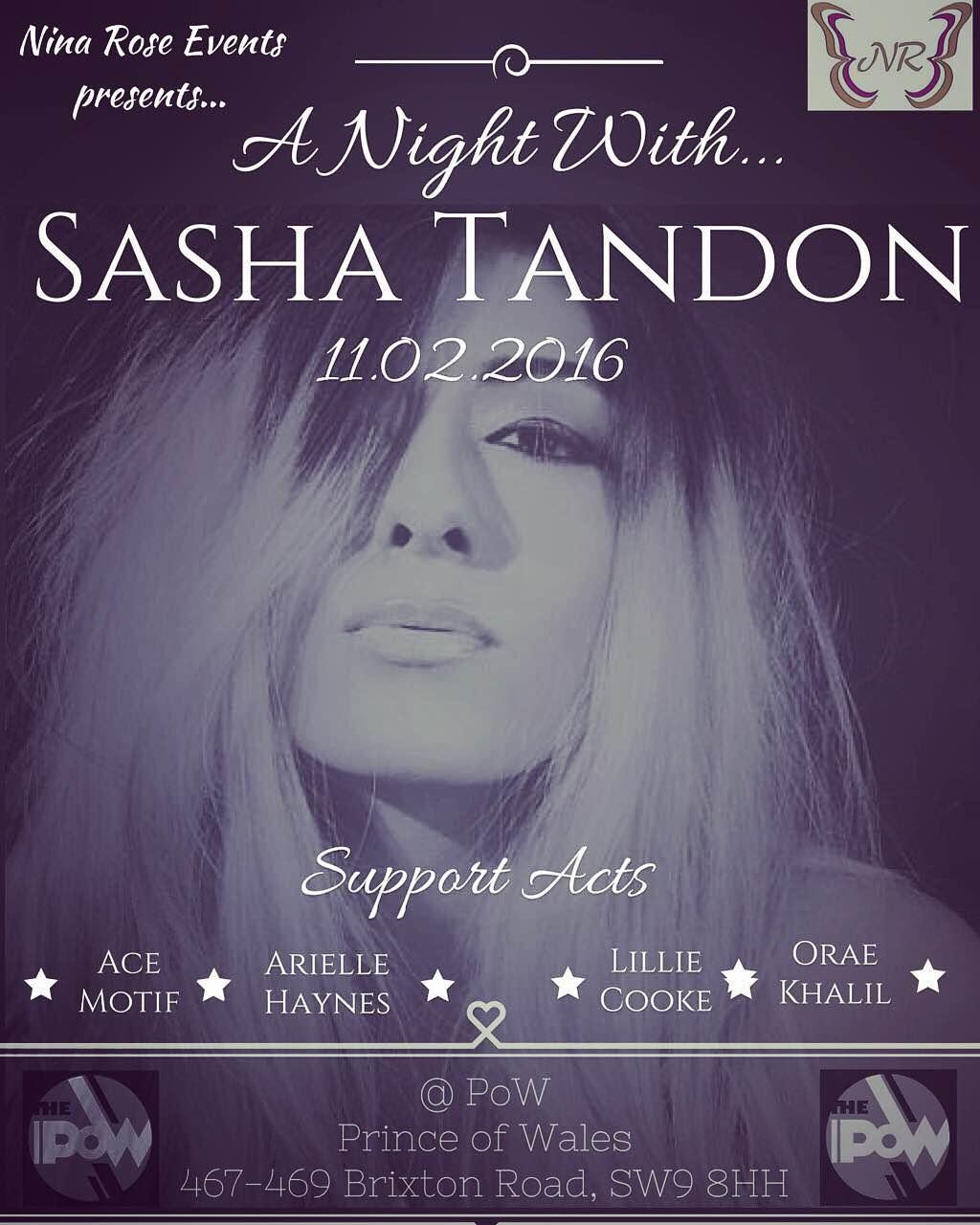 Sasha Tandon x Yemzi
