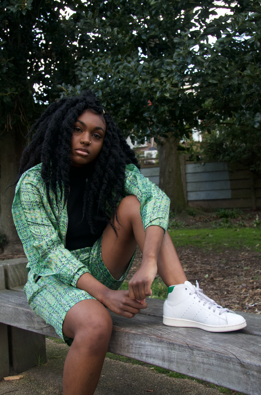 #YemziGirl, Tiana Major9, 20 year old singer-songwriter from East London, photographed by kmariesoul
