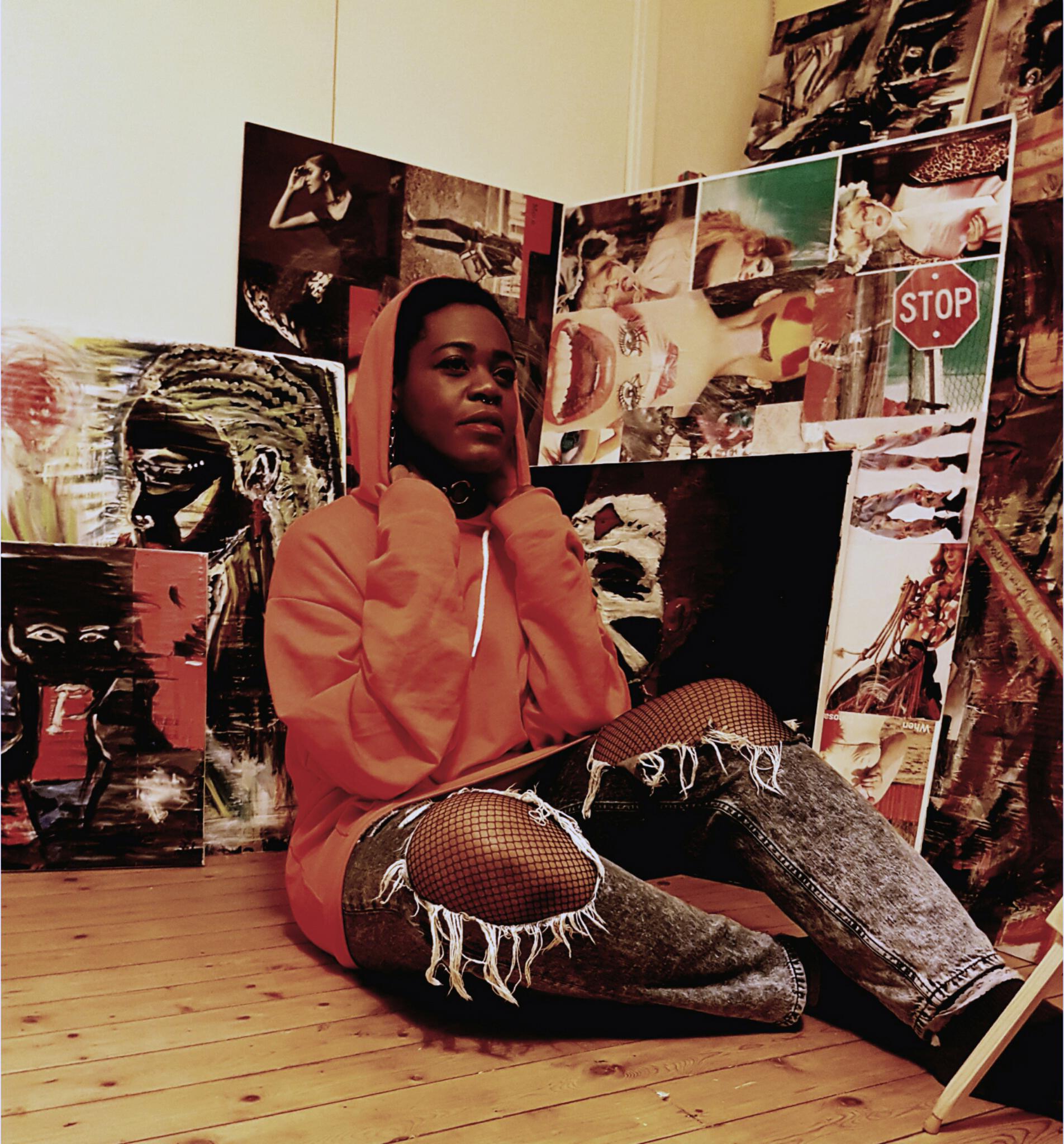Jenny B Artist
