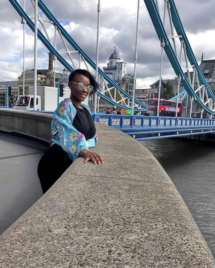 Christa explores London