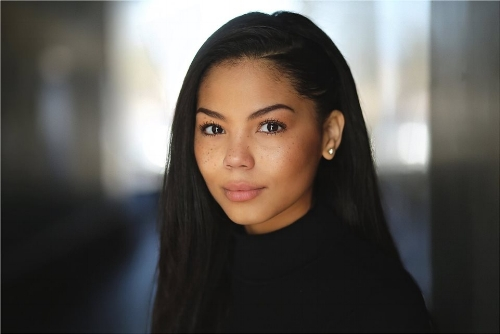 Headshot of #YemziGirl 18, Joelah Noble
