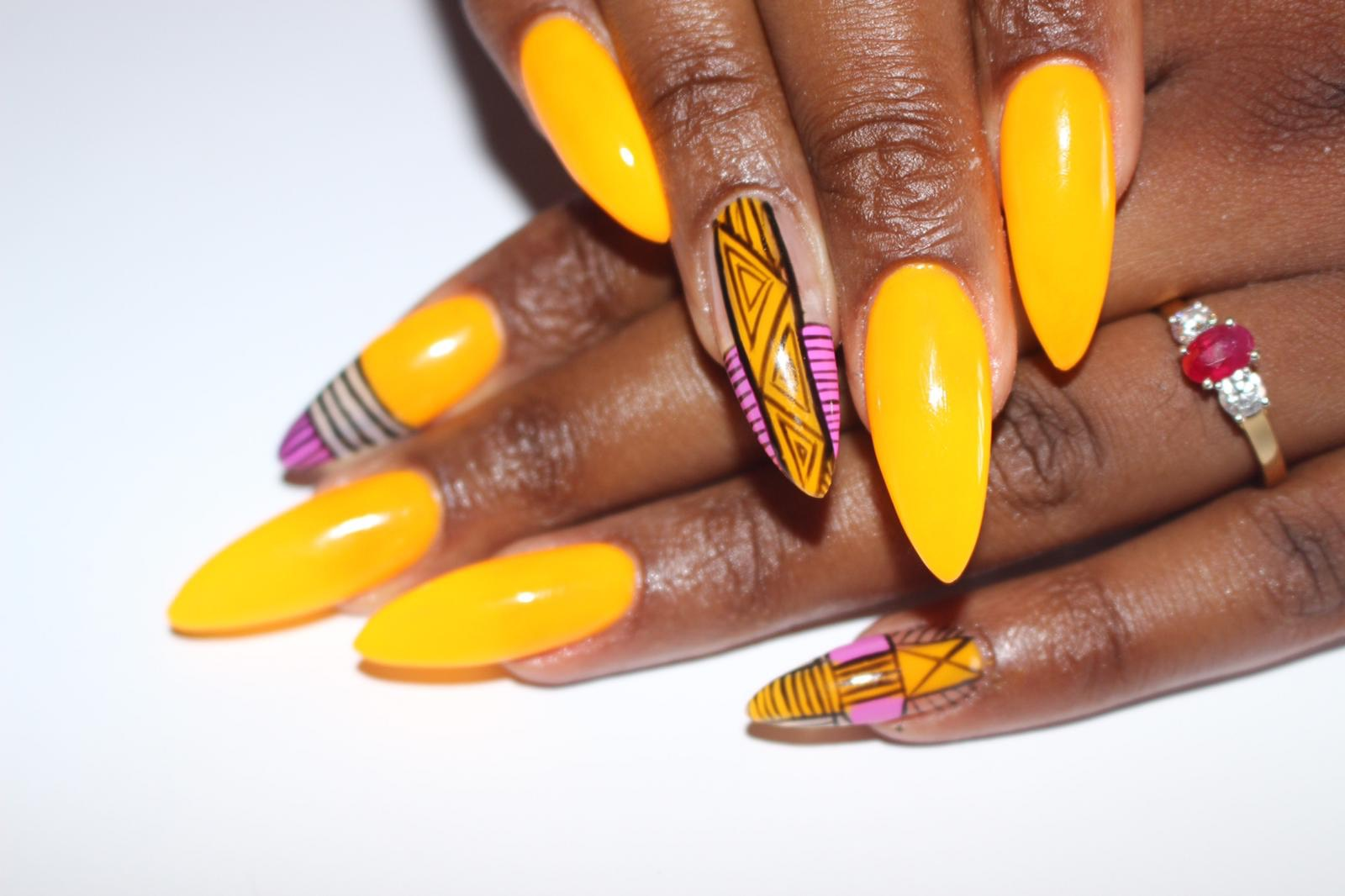 Nails by Michelle Duberry