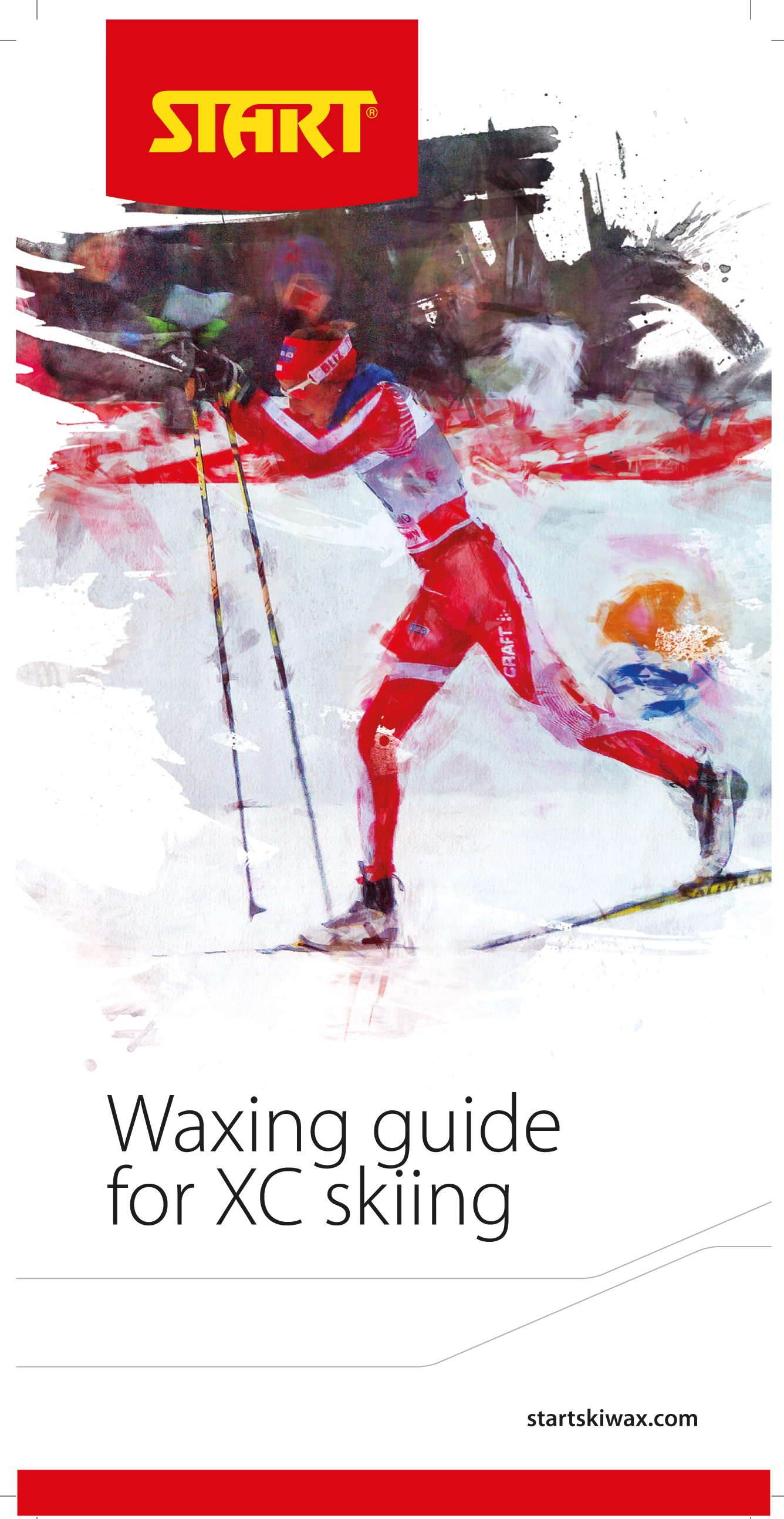 START WAXING GUIDE