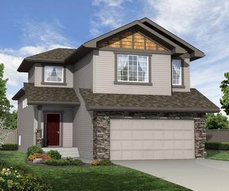 New Home Builder Edmonton the Stillwater Collection