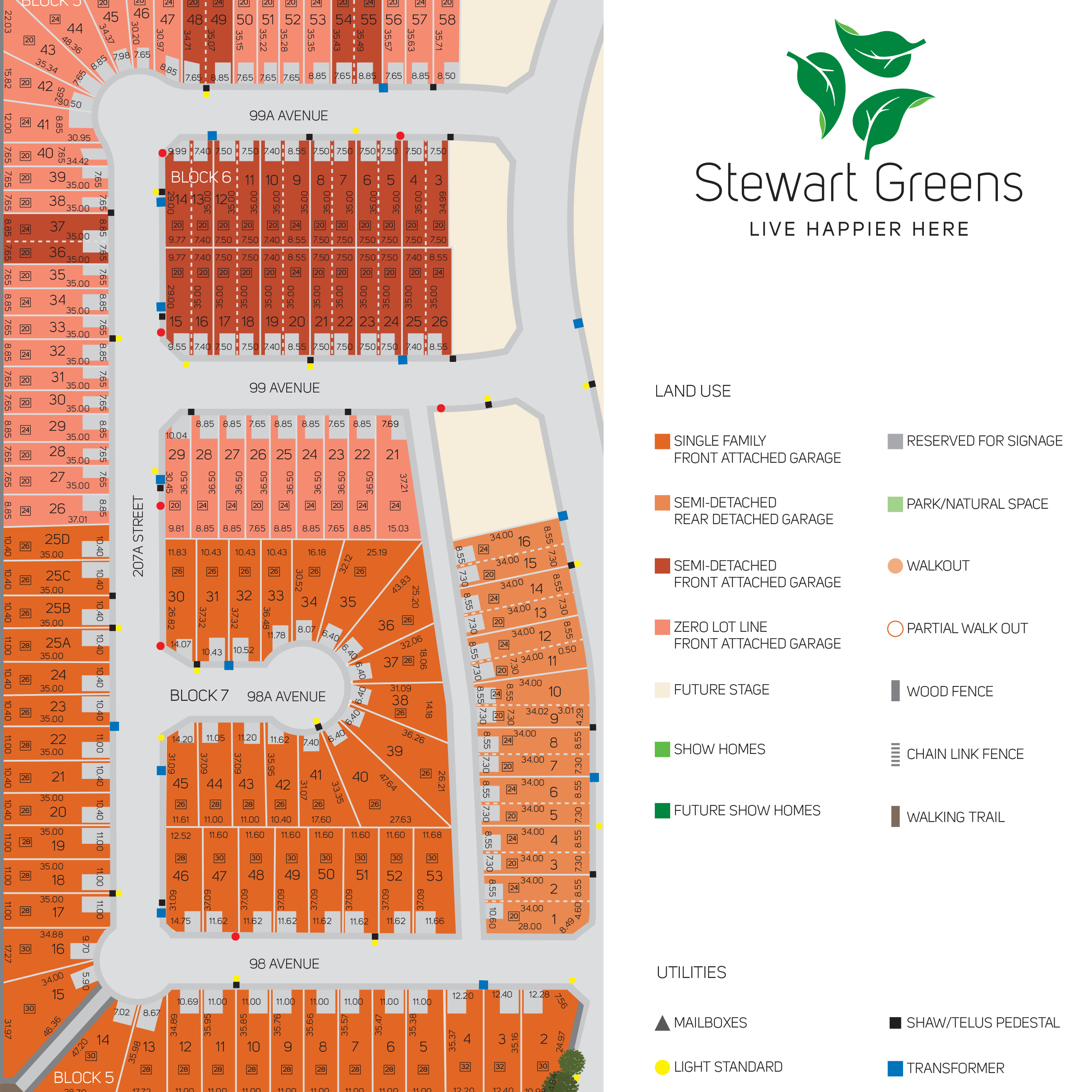 Stewart Greens - Stages 3 + 4