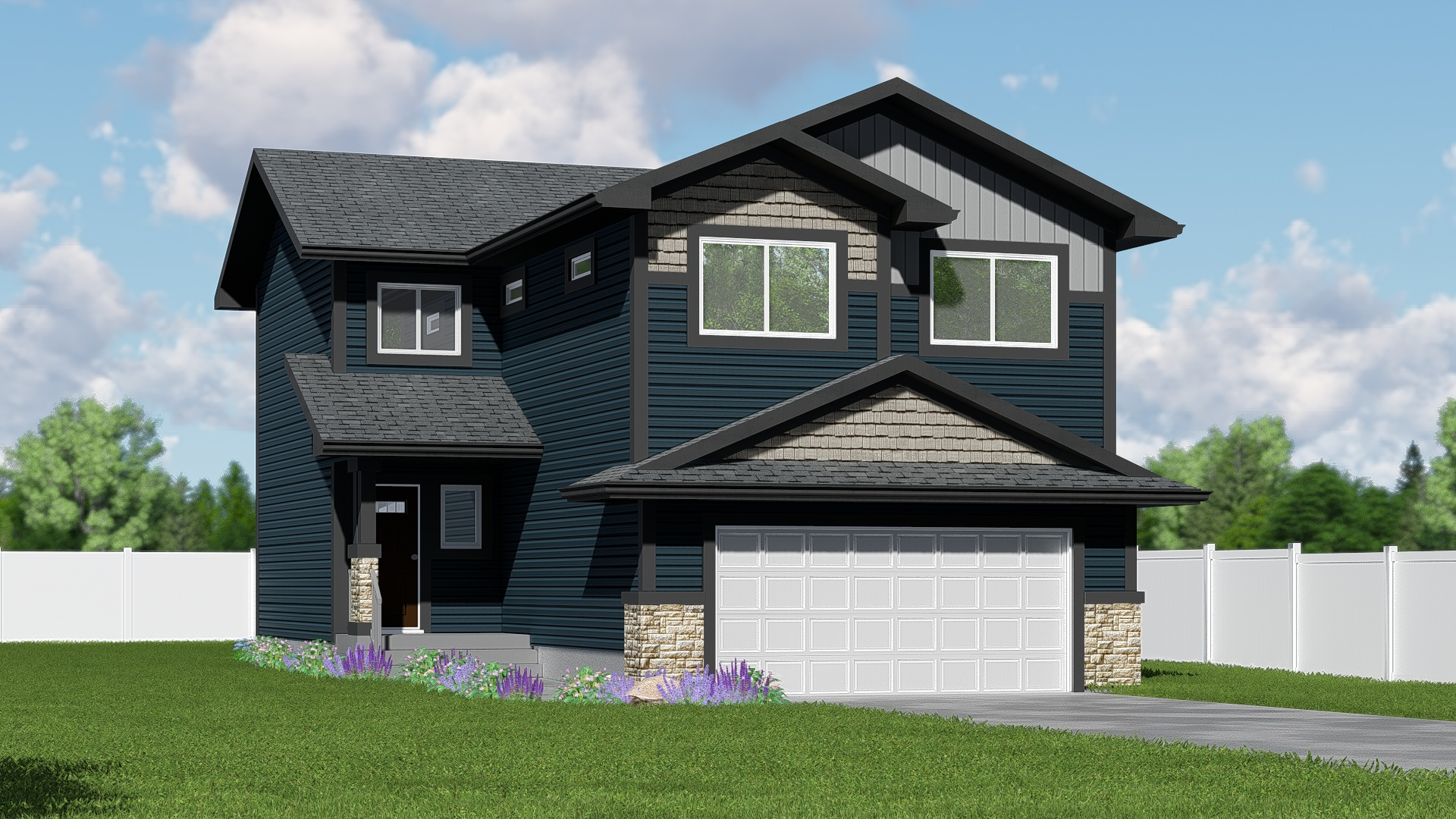 New Home Builder Edmonton Kirkland Homes The Dorchester