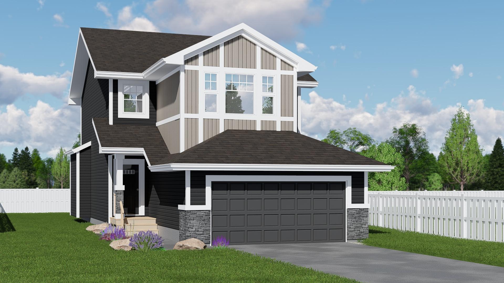 New Home Builder Edmonton Kirkland Homes the Carlton