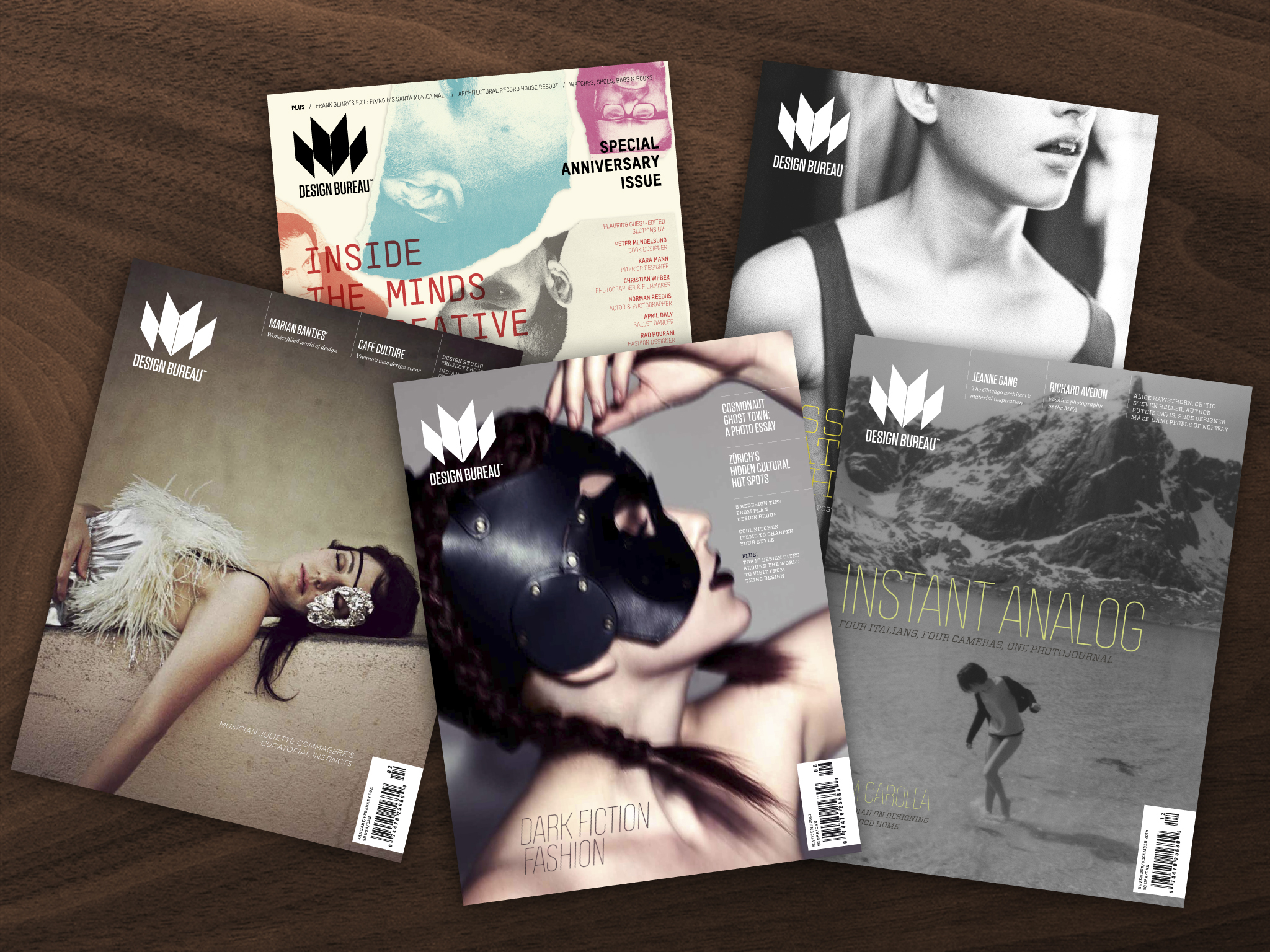 Design Bureau Magazine