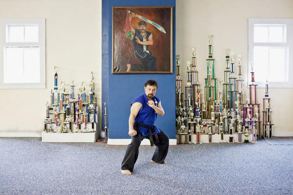 John Morrow. Morrow's Academy of Martial Arts. Moline, IL, Carla  Richmond