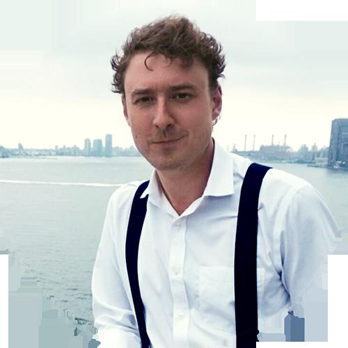 Eric Verkerke  Co-Founder & Chief Creative Officer