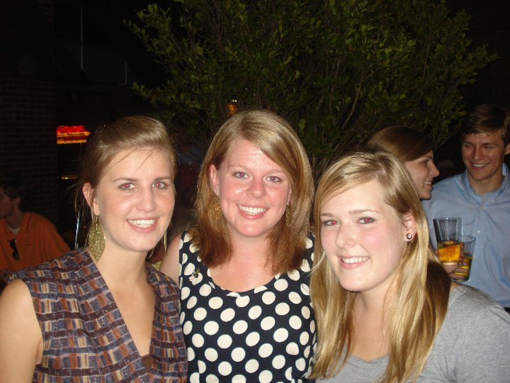 24th in our favorite Tuscaloosa bar. Before I so gracefully embarrassed myself.