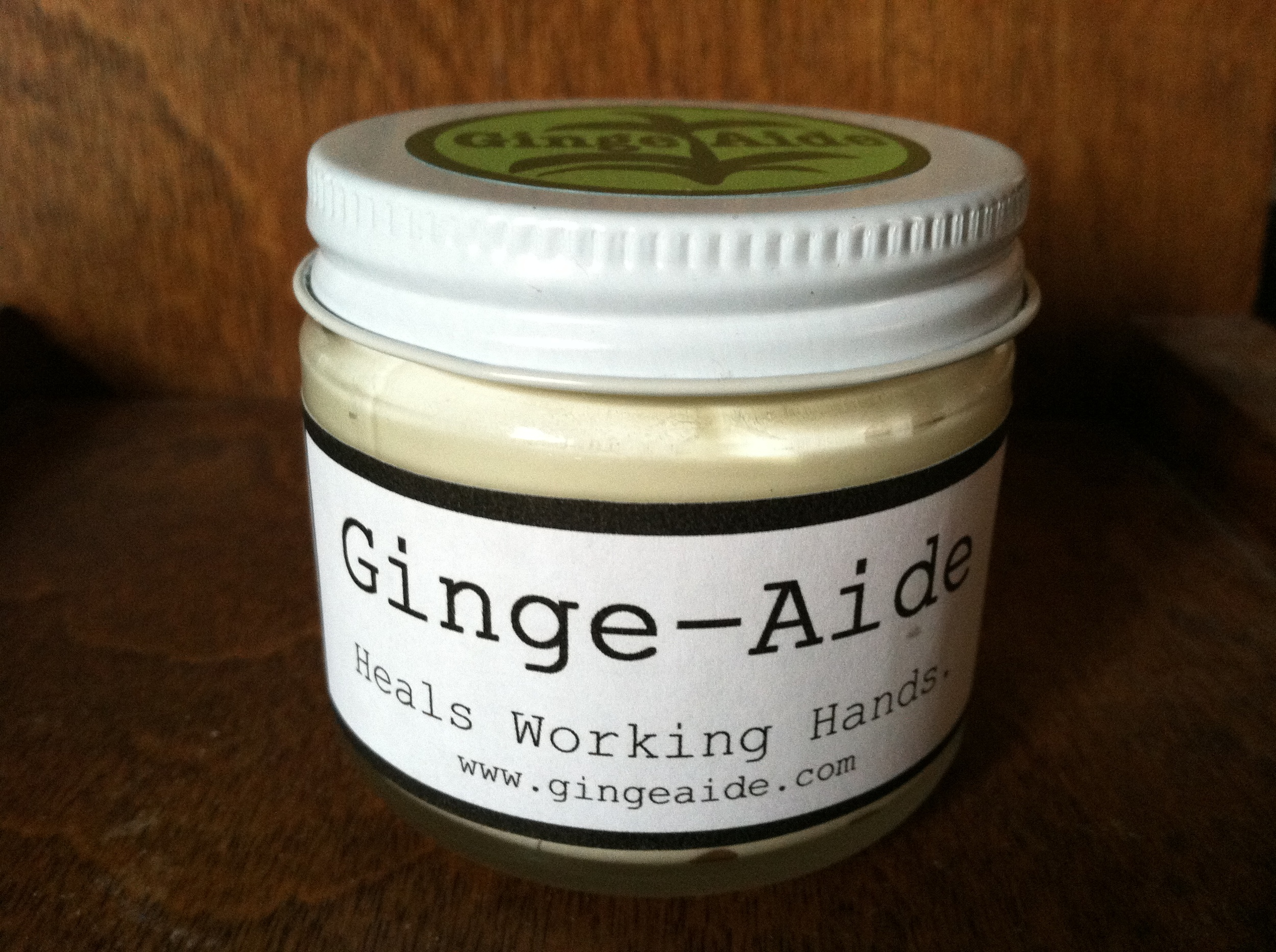 Buy Ginge-Aide Hand Cream