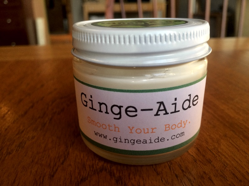 Buy Ginge-Aide Body Cream