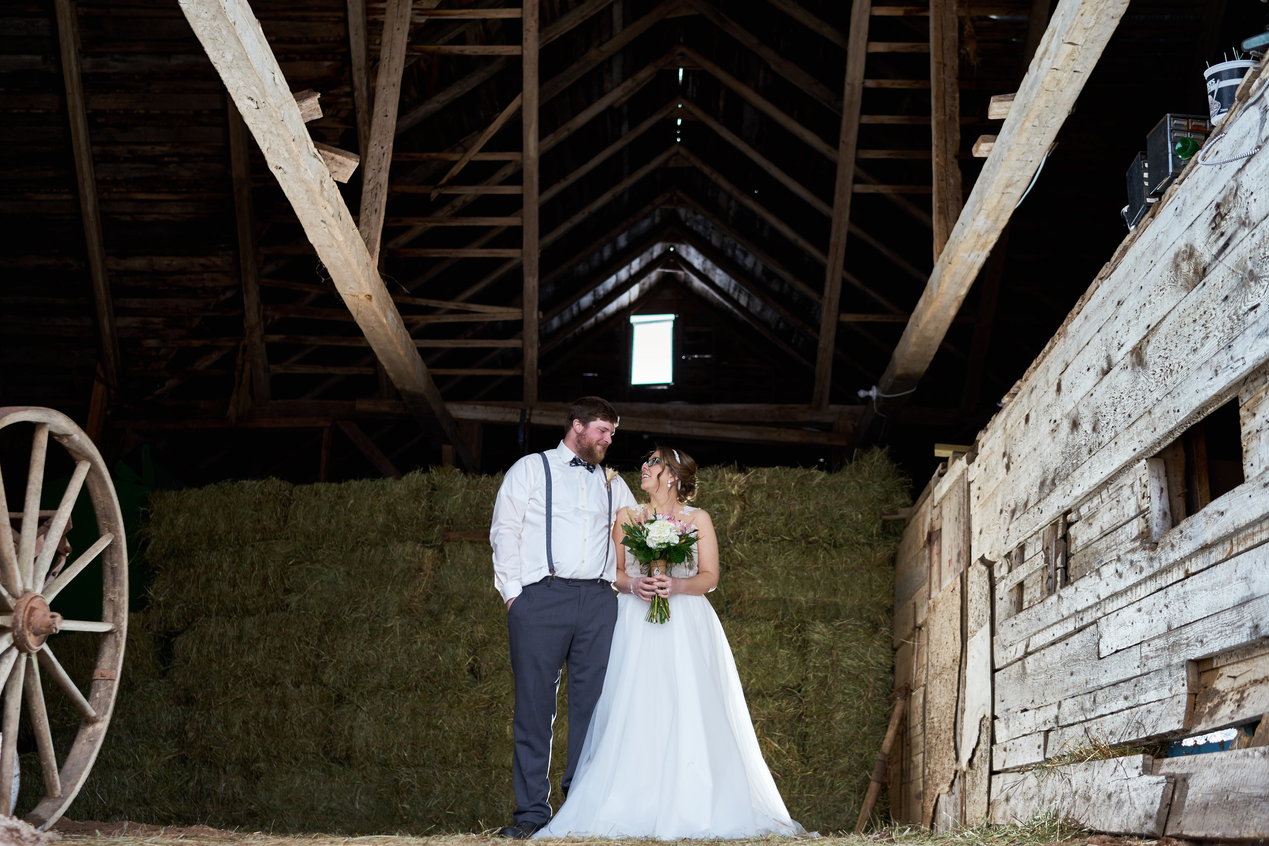 Fast forward to Amanda & Ben's wedding