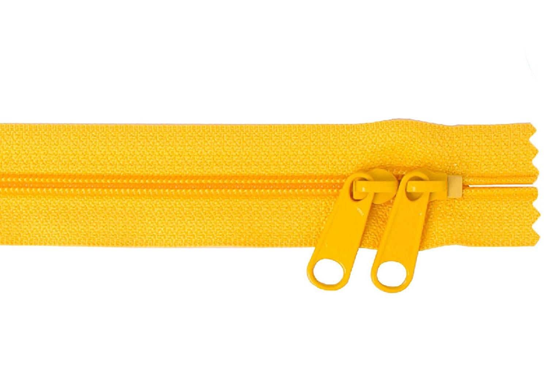 Double Slide Zipper - (101.5 cm, more colours available)