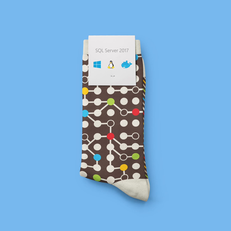 Event Swag, custom socks