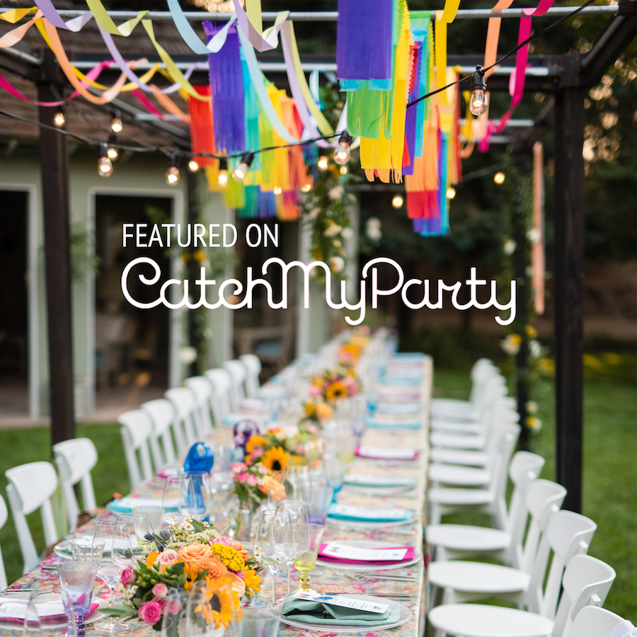 Groovy 50th Birthday Party Featured on Catch My Party21.jpg