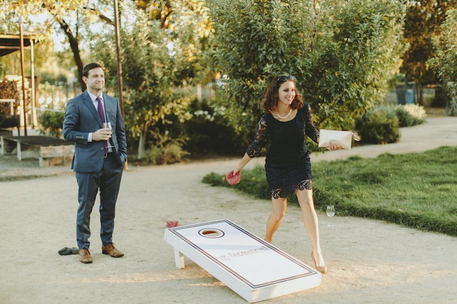 Justina + David's Chic Outdoor Ranch Wedding Featured on Wedding Chicks22.jpg
