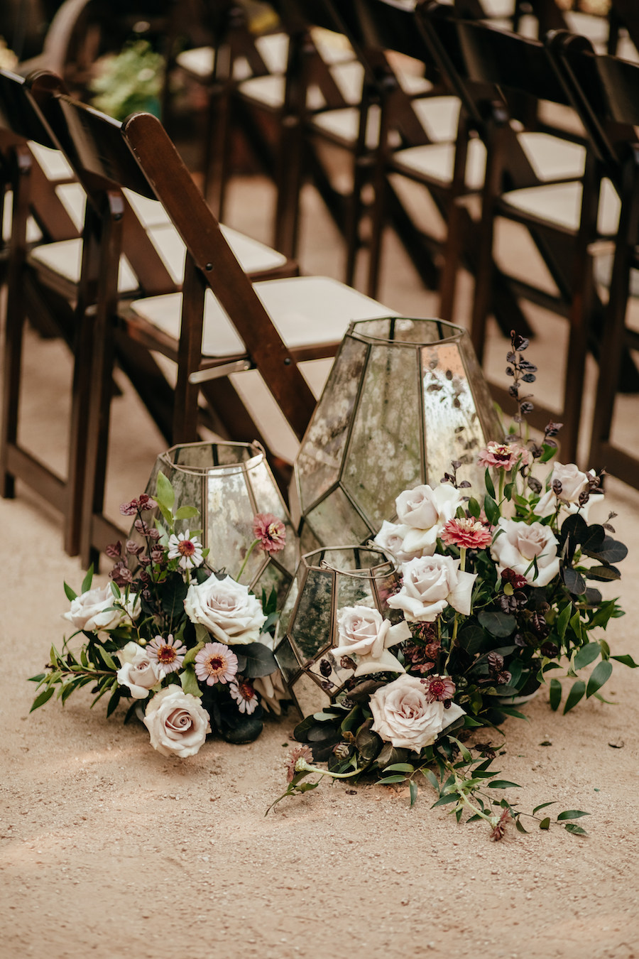 Jennifer and Jared's Chic Copper-Toned Wedding at Chateau St. Jean5.jpg