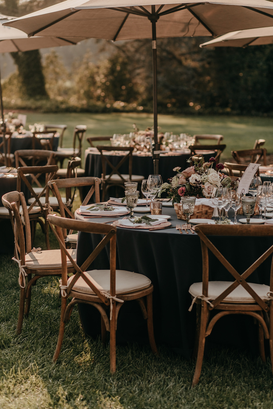 Jennifer and Jared's Chic Copper-Toned Wedding at Chateau St. Jean14.jpg