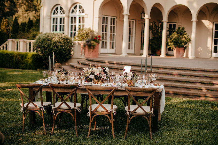 Jennifer and Jared's Chic Copper-Toned Wedding at Chateau St. Jean17.jpg
