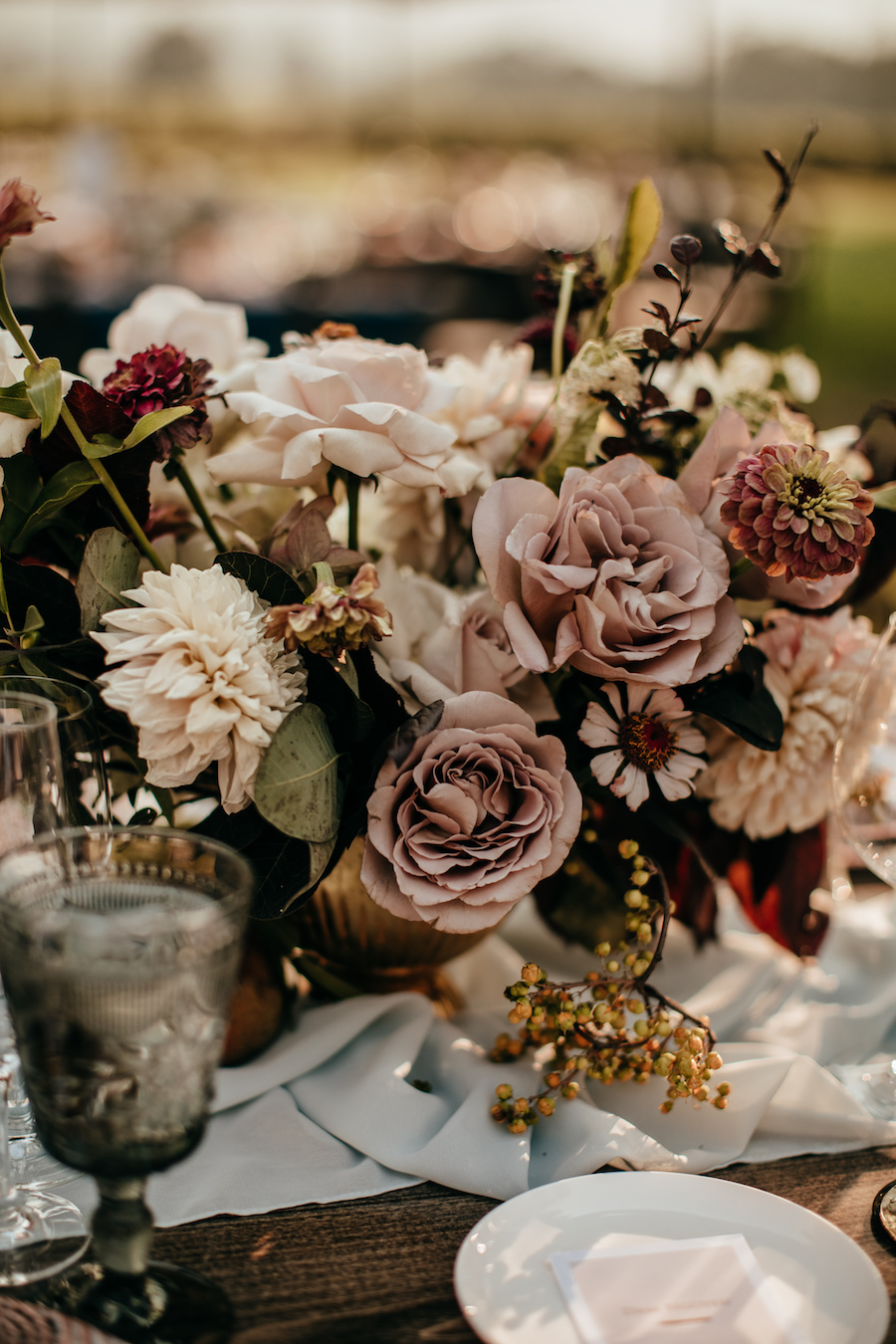 Jennifer and Jared's Chic Copper-Toned Wedding at Chateau St. Jean20.jpg